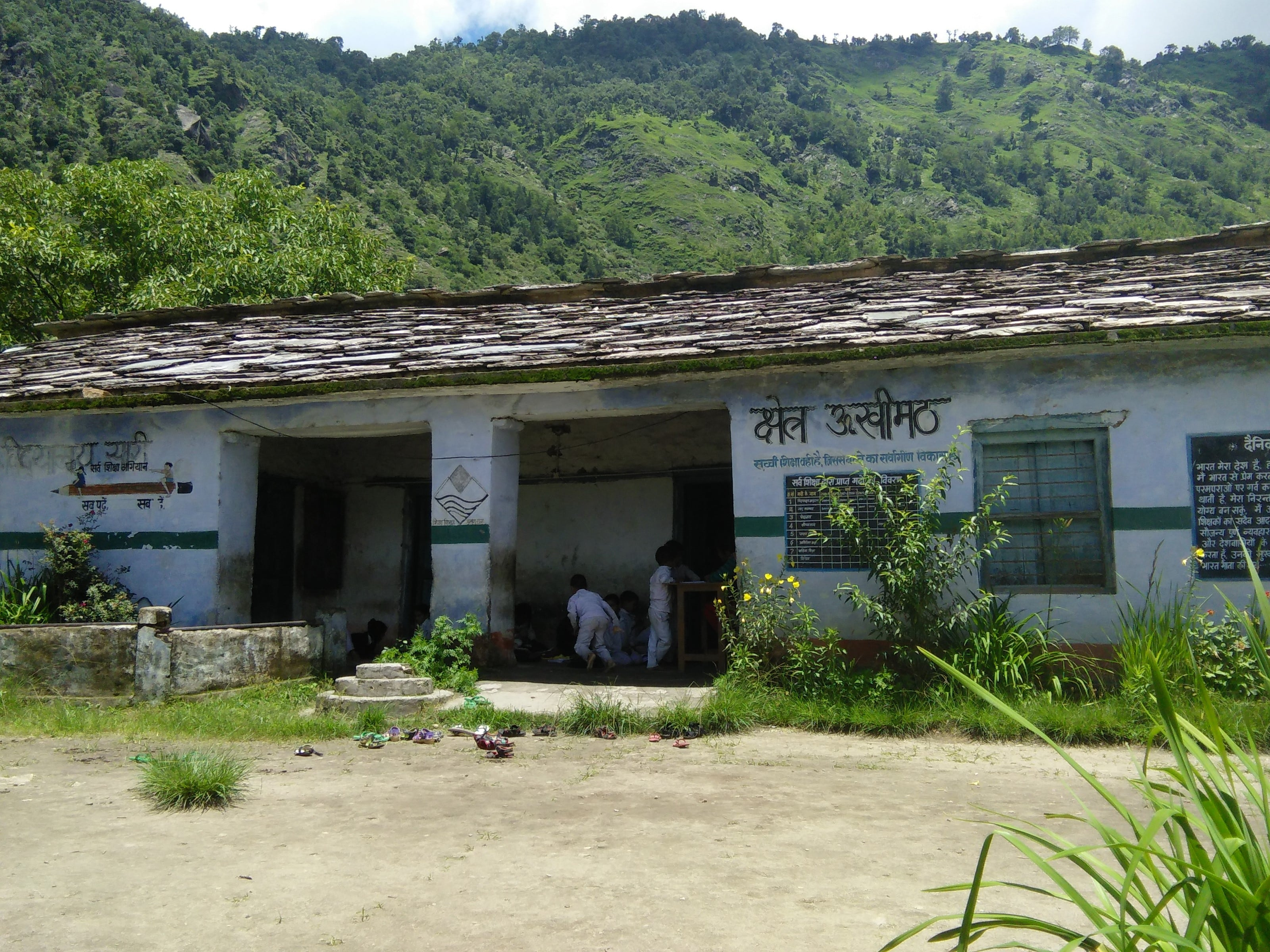 Bring a smile to the children of Sari village, Uttarakhand